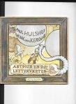 Kerkwyk - Arthur en de lettervreter / druk 1