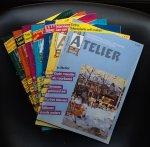 redactie - Atelier magazine voor tekenaars en schilders