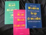 Janssen, Wim - Een voettocht in de kantlijn van Genesis - 3 titels  - Wandelen langs de woorden - Genesis - van Adam Noach, Abraham