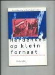 Barnouw, David en Ada Lopes Cardozo - Herdenken op klein formaat. Nederlandse postzegels over de Tweede Wereldoorlog.