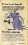 Harrison, Harry - De stalen rat redt de wereld + Planeet der verdoemden
