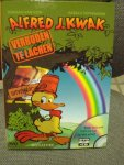 Veen, Herman van - Alfred Jodocus Kwak - Verboden te lachen + DVD+CD  / incl. muzieknotaties