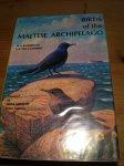 Bannerman, DA & Vella-Gaffiero, JA - Birds of the Maltese Archipelago - Vogels van Malta