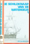 Westhove , Jan van - De schildknaap van de Watergeus Deel l uit  de serie: Banierpockets voor de jeugd