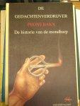 Bakx, Phons - De Gedachtenverdrijver; De historie van de mondharp