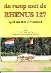 Nispen, Const. van - De ramp met de Rhenus 127 op 30 mei 1940 te Willemstad