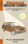Olving, P.H. - Vraagbaak nissan sunny benz. dies. 86-88 / druk 1