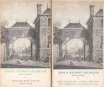 Hoeben, Jan - Zeven eeuwen Haarlem, deel I, II en III