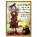 McGowan, Hugh (ill. Peter Haigh) - Leprechauns, legends and Irish tales