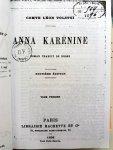 Tolstoj, Lev Nikolae - Anna Karénine (FRANSTALIG)