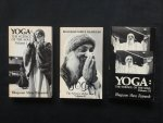 Bhagwan Shree Rajneesh (Osho) - YOGA: the science of the soul, volume 1, 2 and 3