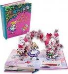 Lewis Carroll - Alice's adventures in wonderland  pop-up book