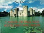 Johnson, Paul - Castles of England, Scotland and Wales