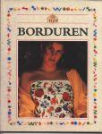 Handwerken - Helen Stenfert Kroese - BORDUREN - 100 IDEEËN