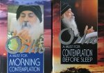 Osho (Bhagwan Shree Rajneesh) - A must for contemplation before sleep & A must for morning contemplation