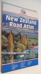 - New Zealand Road Atlas