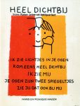 Hagen, Hans en Monique - Prentbriefkaart: gedicht: Heel dichtbij