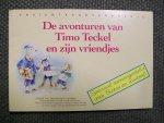 - Avonturen van Timo Teckel en zijn vriendjes, acht ansichtkaarten vormen een verhaaltje