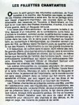 Sabatier, Robert - Les fillettes chantantes (FRANSTALIG)