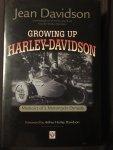 Jean Davidson - Growing up Harley Davidson