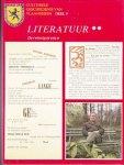 Musschoot, Dr. Anne Marie / van Aken, Drs P./| Brems, Prof. Dr H./  de Vos, Drs L. e.a. - Culturele geschiedenis van Vlaanderen Deel 9 Literatuur Nr. 2 De twintigste eeuw