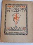 LUNS, Huib - Tien wandelingen in Venetie, Ravenna en Padua; Tien wandelingen in Florence. 2 delen