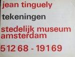 Tinguely, Jean ; Wim Crouwel (design) - Jean Tinguely tekeningen