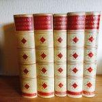 - Algemene Literatuur Geschiedenis , 5 Delen , De oudheid, De Middeleeuwen,Renaissance, Verlichting Romantiek, De Moderne tijd