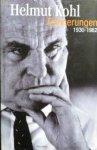 Kohl, Helmut - Erinnerungen 1930-1982