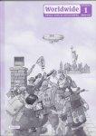 Rene Hoeks, Frans Janssen etc. - Worldwide 1: Engels voor de Basisvorming (Vmbo-KGT Textbook)