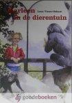 Visser- Oskam, Lena - Marleen in de dierentuin *nieuw* --- Serie: Marleen deel 7