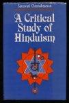 Chennakesavan, Sarasvati - A Critical Study of Hinduism