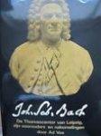 Vos, Ad - Joh. Seb. Bach. De Thomascantor van Leipzig, zijn voorouders en nakomelingen