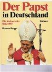 burger, hannes - der papst in deutschland die stationen der reise 1987