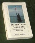 Leon, Donna - Acqua alta. Commissario Brunettis fünfter Fall