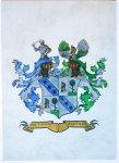 - Wapenkaart/Coat of Arms Hartman.