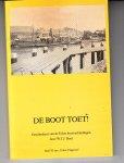 W.J.J.Boot, - De Boot Toet!, Geschiedenis van de Urker bootverbindingen