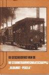 Giezen J.S. - De geschiedenis van de N.V. Stoomtramwegmaatschappij Oldambt-Pekela