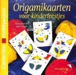 Vugt, Annemarie van - Origamikaarten voor kinderfeestjes