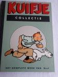 Hergé - Kuifje Collectie. Het complete werk van Hergé. Kuifje in Afrika. Kuifje in Amerika. Biografie van Hergé