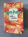 Rowling, J.K. - Harry Potter  En de Orde van de Feniks