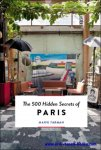 Marie Farman - 500 hidden secrets of Paris