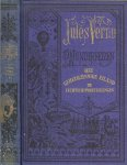 Verne, Jules - Het geheimzinnige eiland. De luchtschipbreukelingen  ..  Onverkorte uitgave met de originele gravures