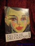 Christoph Mungenast. - Deutsche Druckkunst. Band I.