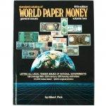 Pick, Albert - Standard  Catalog of World  Paper money, volume one, standard catalog( papiergeld)