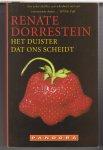 Dorrestein, Renate - Het duister dat ons scheidt