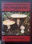 Richard Haard. / Karen Haard - Poisonous and Hallucinogenic Mushrooms