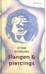Kanehara Hitomi - Slangen & Piercings