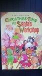 Barbara Burrow - Christmas time at Santa's workshop (a troll pop-up book)