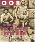 Diverse auteurs - Muziekkrant Oor 1993 nr. 18, met o.a. NIRVANA (interview), BREEDERS, TYPE O'NEGATIVE, DAVID SYLVIAN & ROBERT FRIPP